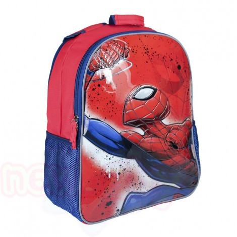 Ученическа раница Cerda Spiderman двулицева