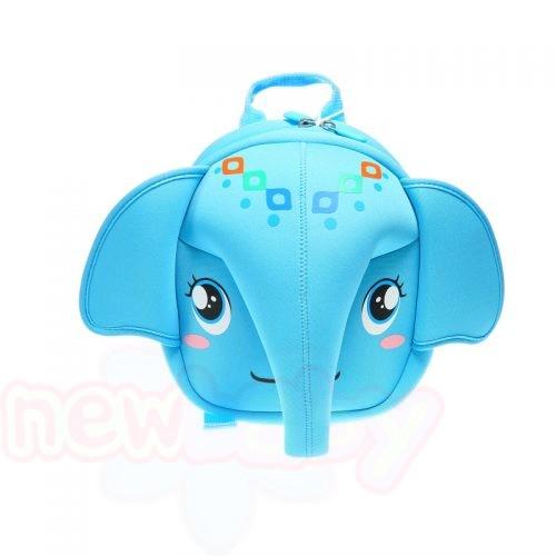 Zizito Детска 3D раница Слонче