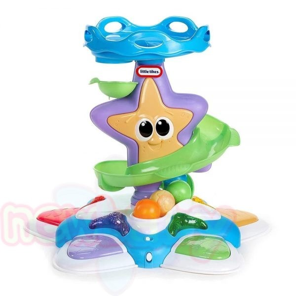 Бебешка играчка Little Tikes, морска звезда