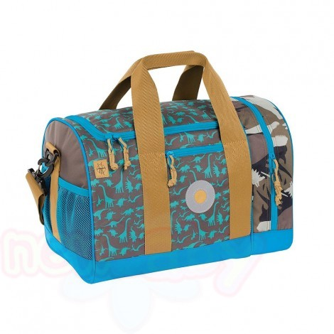 Детска чанта за спорт Lassig Mini Dino