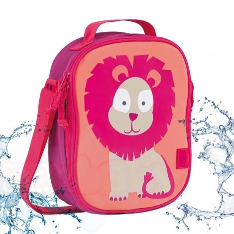Детска термочанта за храна Lassig Wildlife Lion