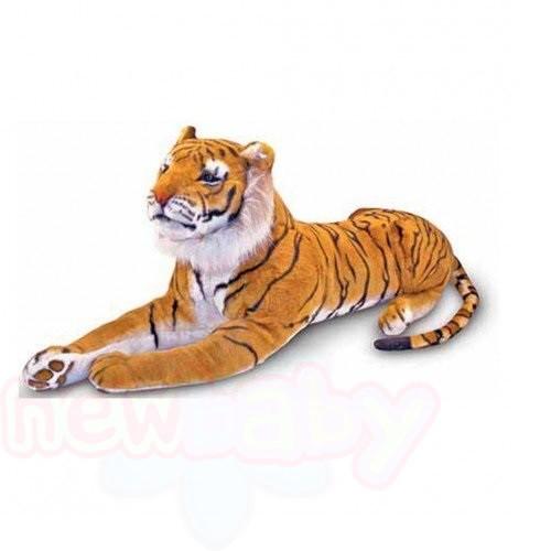 Голям плюшен тигър Melissa and Doug