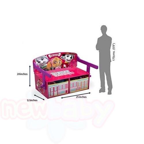Детски комплект 3 в 1 Paw patrol pink