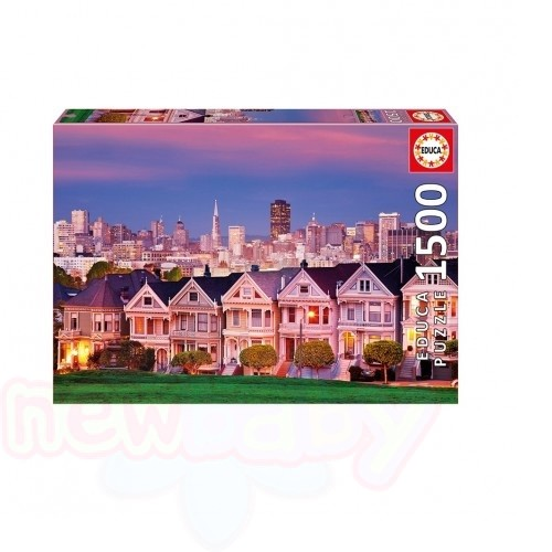 Пъзел EDUCA Сан Франциско 1500ч
