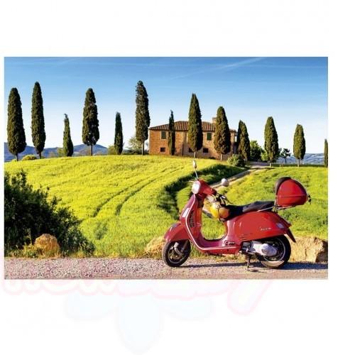 Пъзел EDUCA Мотор в Тоскана 1500ч