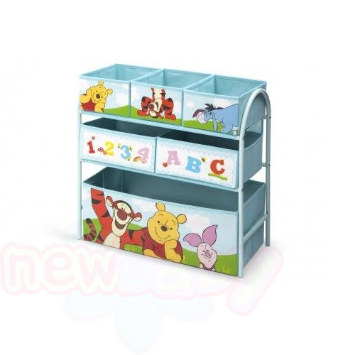 Комплект за детска стая Мечо Пух