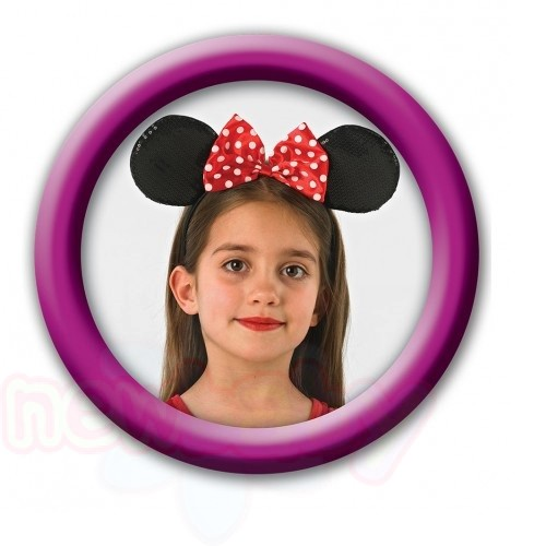 Уши Minnie Mouse Rubies