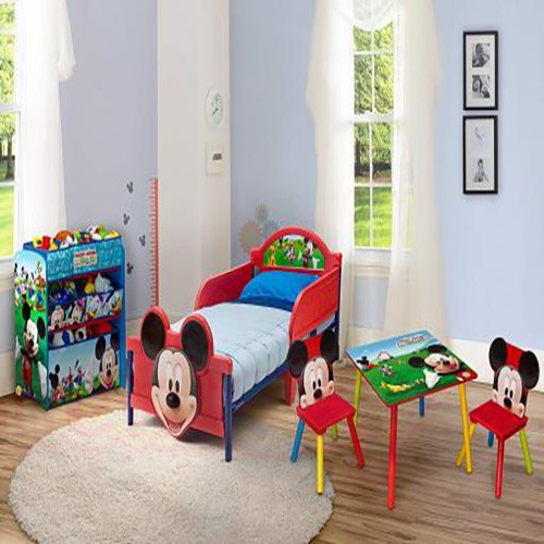 Детска масичка с 2 столчета Mickey Mouse