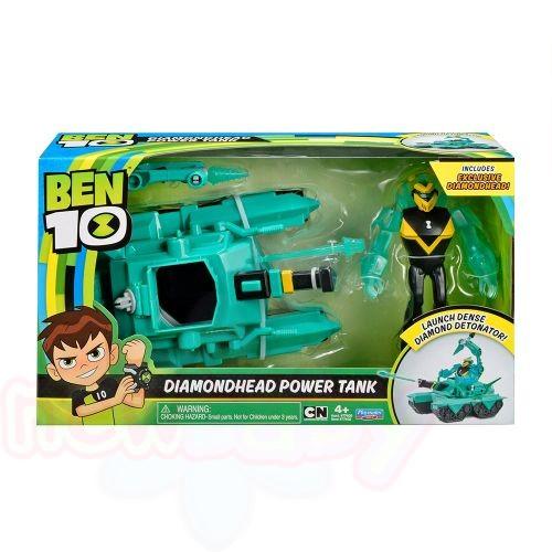 BEN 10 Ексклузивна фигура с бойна машина