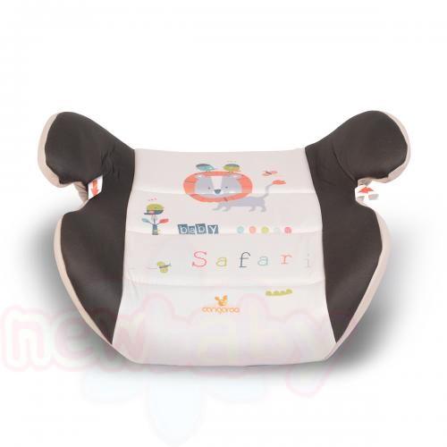 Детска анатомична седалка за кола Cangaroo Safari