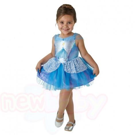 Детски карнавален костюм Rubies Балерина Пепеляшка