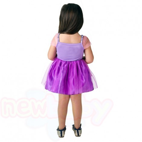 Детски карнавален костюм Rubies Балерина Рапунцел