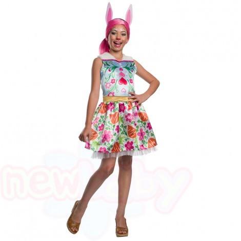 Детски карнавален костюм Rubies ENCHANTIMALS Bree Bunny