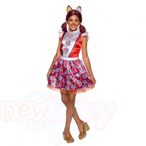 Детски карнавален костюм Rubies ENCHANTIMALS Felicity Fox