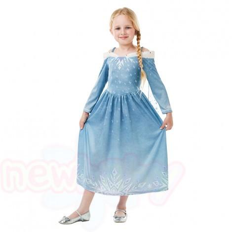 Детски карнавален костюм Rubies Frozen Приключенията на Елза