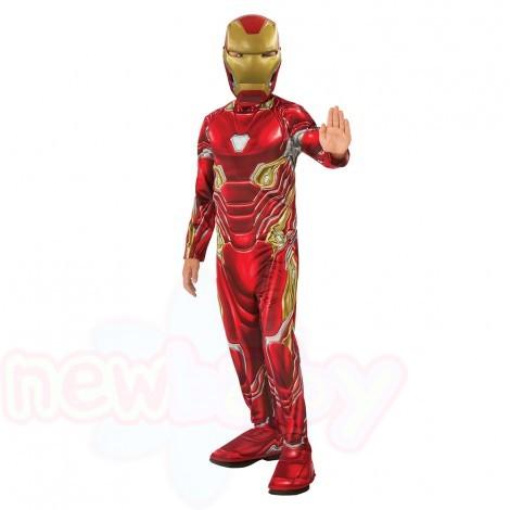 Детски карнавален костюм Rubies Iron Man