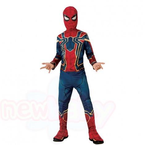 Детски карнавален костюм Rubies Iron Spider