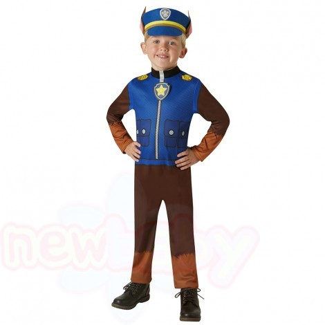Детски карнавален костюм Rubies Paw Patrol Чейс
