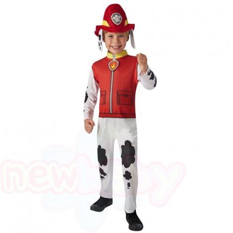 Детски карнавален костюм Rubies Paw Patrol Маршал