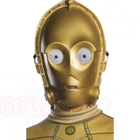 Детски карнавален костюм Rubies Star Wars C-3PO