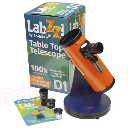 Детски телескоп Levenhuk LabZZ D1