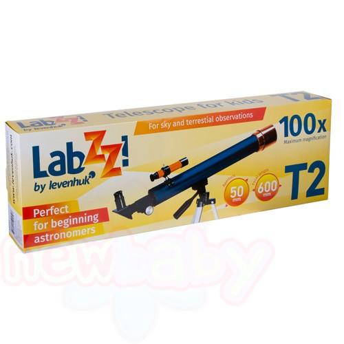 Детски телескоп Levenhuk LabZZ Т2