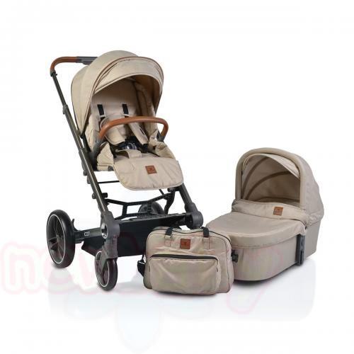 Комбинирана бебешка количка 2в1 Cangaroo Icon