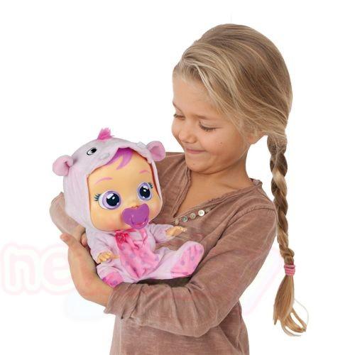 Плачеща кукла с истински сълзи IMC CRYBABIES HOPIE