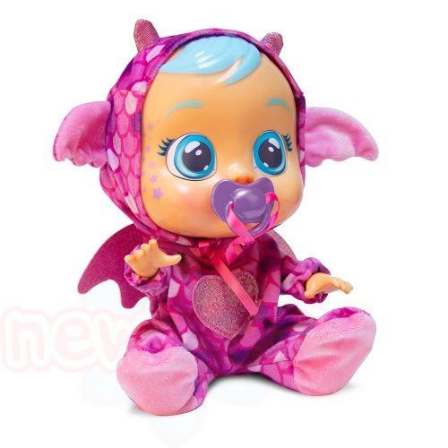 Плачеща кукла с истински сълзи IMC CRYBABIES FANTASY BRUNY