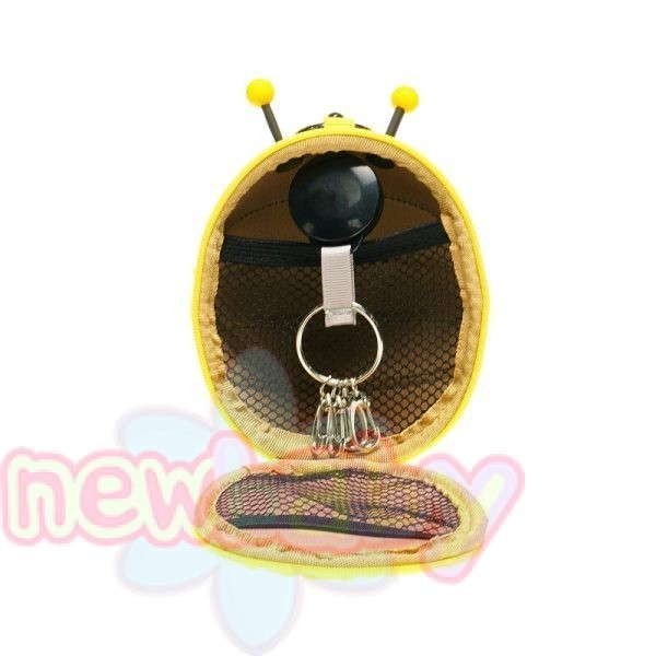 Малка чантичка ключодържател Zizito Пчеличка