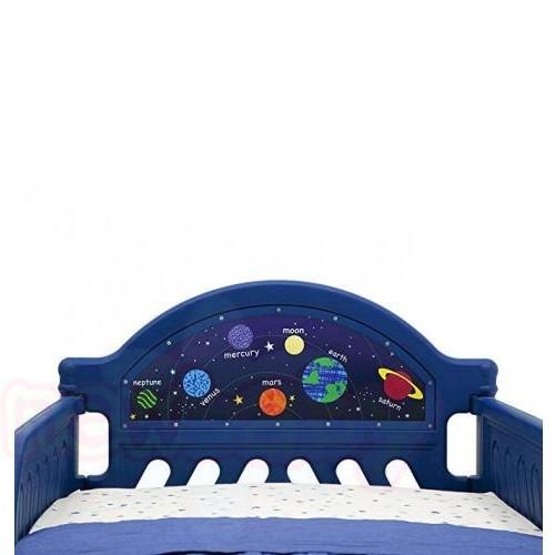 Детско легло Astronaut с 3D изображение на таблата