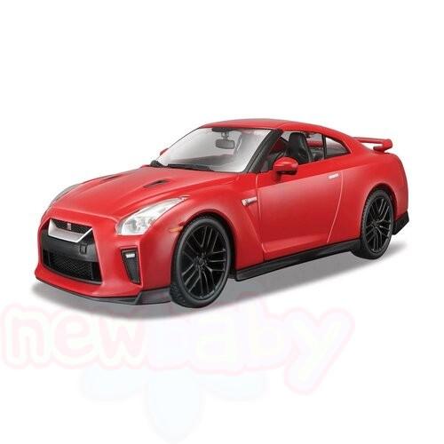 Кола Nissan GT-R (2017) - Bburago
