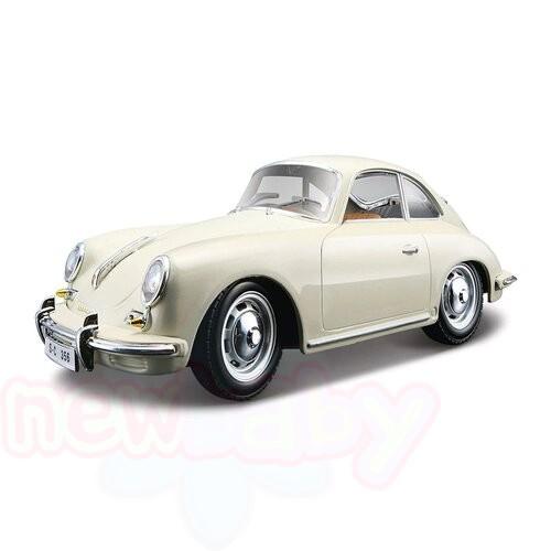 Кола Porsche 356B Coupe (1961) - Bburago Bijoux