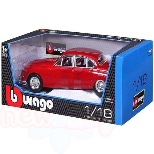 Кола Jaguar Mark - Bburago Plus