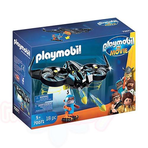 Роботитрон с дрон- Playmobil