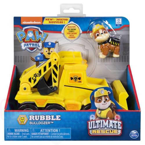 Фигурка с превозно средство Paw Patrol Ultimate Resque