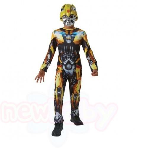 Детски карнавален костюм Rubies Transformers Bumble Bee