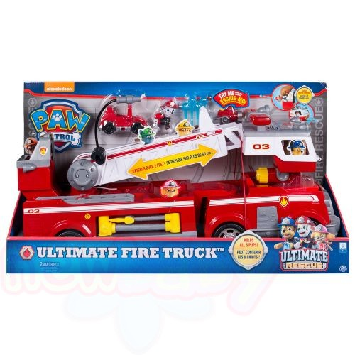 Камион пожарна Paw Patrol Ultimate Resque