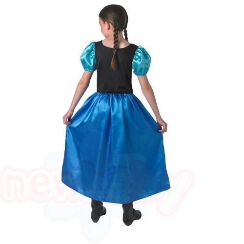 Детски карнавален костюм Rubies Frozen Анна