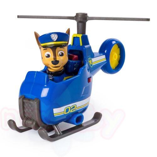 Фигурка с мини превозно средство Paw Patrol Ultimate Resque