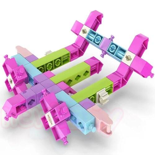 Изобретател Енджино - 5 модела за момичета