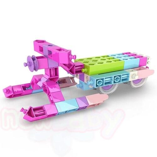 Изобретател Енджино - 10 модела за момичета