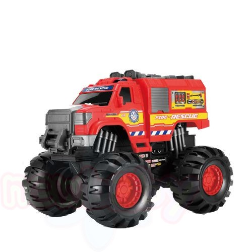Фрикционна пожарна ASIS MONSTER