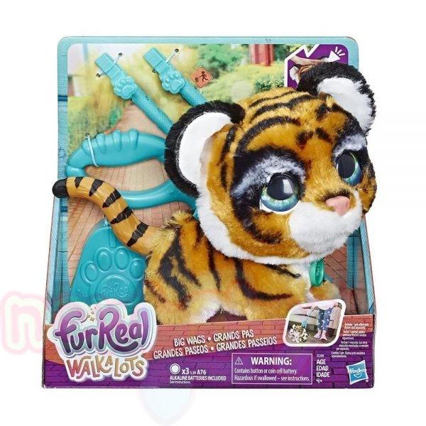 Голям тигър за разходка Hasbro
