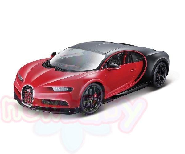Кола Bburago Bugatti Chiron Sport