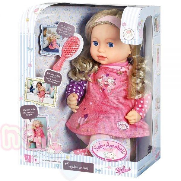 Кукла София Baby Annabell