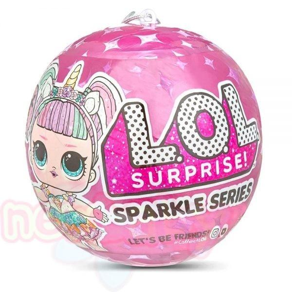 Кукла в сфера L.O.L. Surprise, серия с брокат