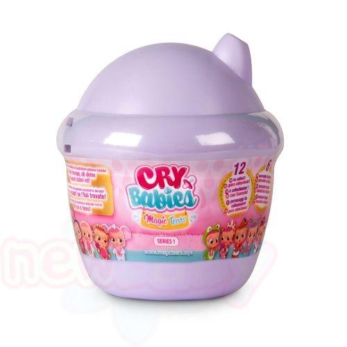 Мини кукла със сълзи IMC CRYBABIES MAGIC TEARS S1