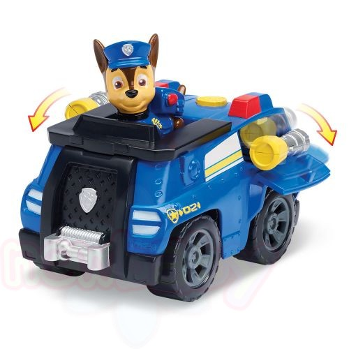 PAW PATROL Фигурка с превозно средство