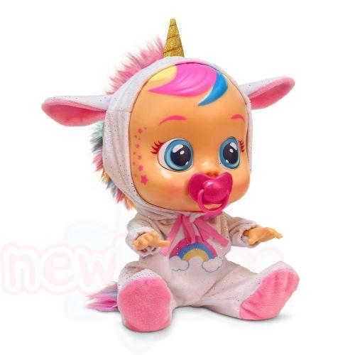 Плачеща кукла с истински сълзи IMC CRYBABIES FANTASY DREAMY